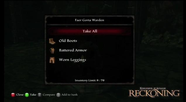 KOA Looting System