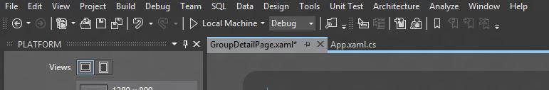 Dark Theme in Beta