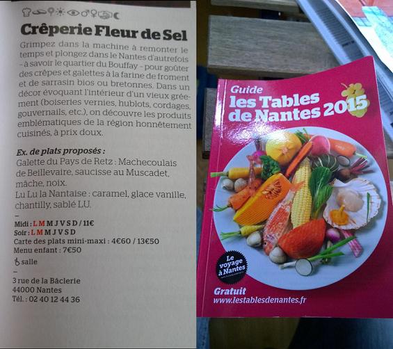 Nantes eating guide